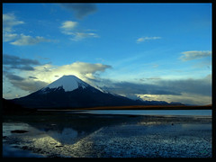 Volcan Parinacota (rwilly) Tags: chungara aplusphoto