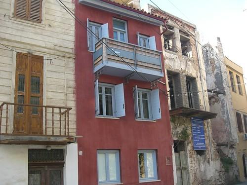 houses splantzia