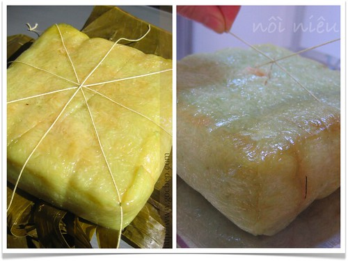 Vietnamese New Year Cake