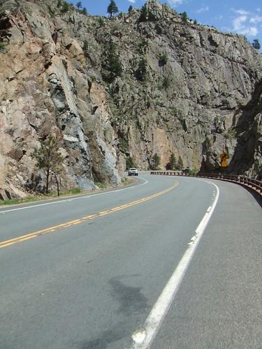 Ride to RMNP