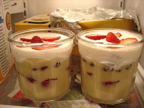 parfaits chillin'