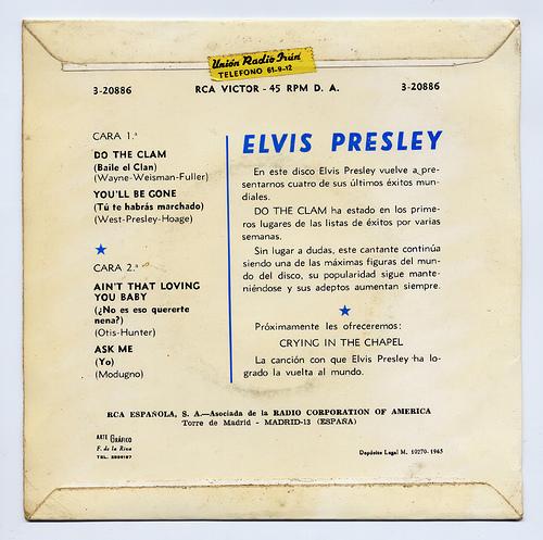 03- Elvis-España-1965-trasera