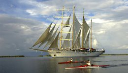 star clipper ship
