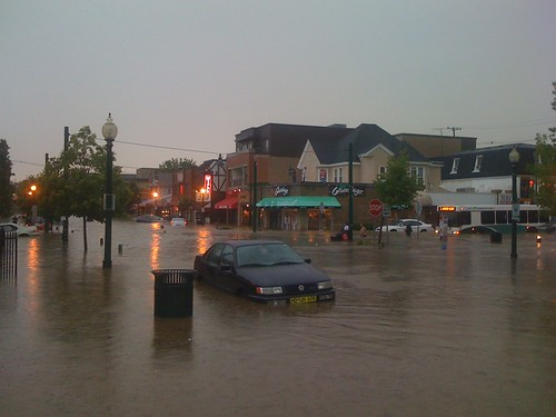 Bloomington Flash Flood