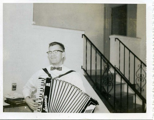 Dad Plays the Accordion