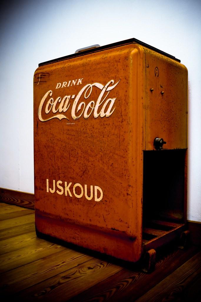 Westinghouse 1940u0027s Junior Coke Cooler