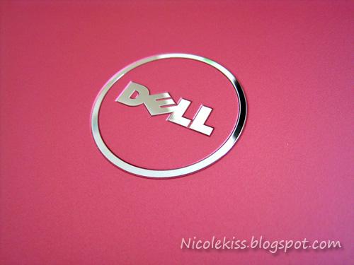 pink dell logo