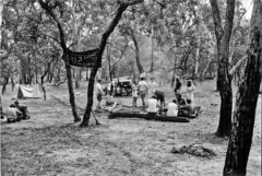 Suss (rcc1204) Tags: camping camp car paddy banner tent campfire nsw graeme freddie mammothcave suss holden jenolan