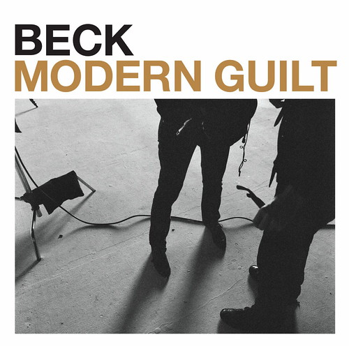 Beck - Modern Guilt coverart