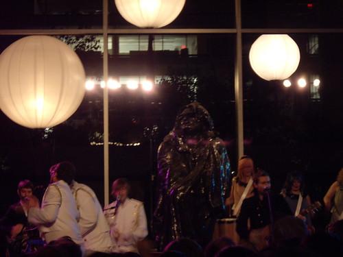 Sigur Ros at MoMA