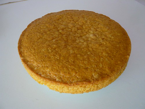 7 días, 7 tartas - Tarta de zanahoria