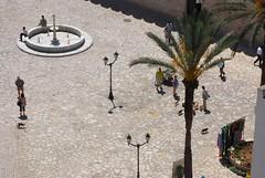Feeding the cats in the medina, Sousse ( phocreate ) Tags: tunisia medina sousse ribat