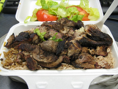 Mr. Jerk Jerk Pork Dinner