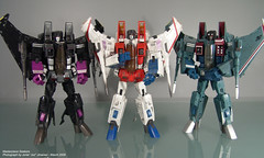 "Masterpiece Seekers (Joriel ""Joz"" Jimenez) Tags: transformers takara seekers decepticon decepticons starscream f15 takaratomy skywarp masterpiecestarscream jorieljimenez masterpieceskywarp masterpiecestarscreamtakara masterpiecestarscreamhasbro nullray anythingtransformers"