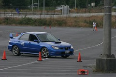 STI rounding the hairpin
