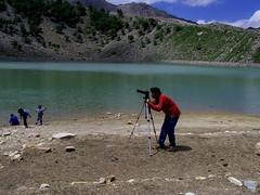 still ropal face of nanga parbat is under the clouds but i am here till ..................... (TARIQ HAMEED SULEMANI) Tags: pakistan mountains north lakes astor rama framedpictures supershot bej peoplesandnature valleysofpakistan beautifulsecrets lakesofpakistan ramalakepakistan tariqhameedsulemani
