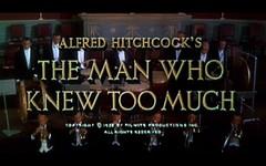 El hombre que sabía demasiado - 1