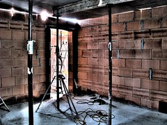 IMG_3447 Basement (ArtizenHDR Cipher) (llinke) Tags: construction basement cipher dust cellar hdr hausbau artizen artizenhdr