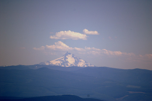 Mt. Jefferson from Silver Star