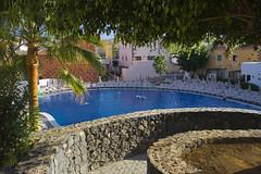 Pool #2 (michaelgrohe) Tags: ocean vacation costa holiday pool island hotel kanaren canarias atlantic tenerife teneriffa riu vulkan inseln adeje