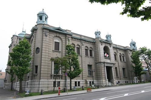 日本銀行旧小樽支店 by RafaleM