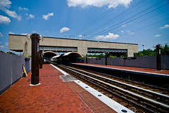 Cheverly - Metro Station - 6-21-08