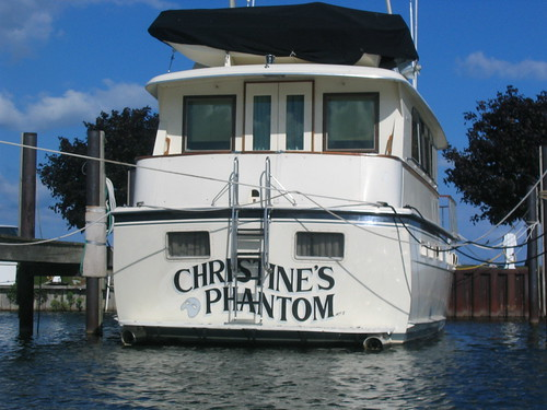 Christine's Phantom