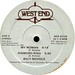 billy nichols -diamond ring 12 kant B label