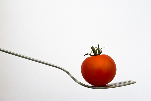 Tomato by --Filippo--, on Flickr