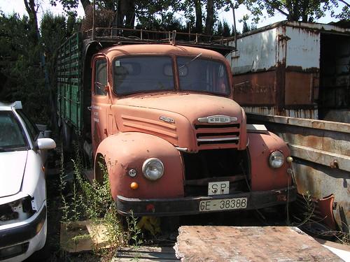camió Ebro a Girona