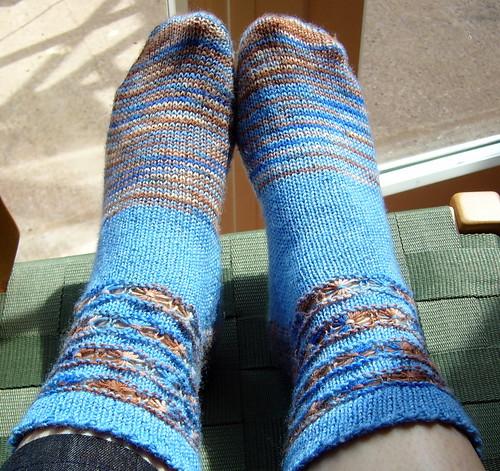 Haystacks Socks