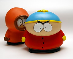CARTMAN & KENNY (kingkong21) Tags: southpark cartman kenny