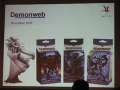 Minis Seminar - Demonweb