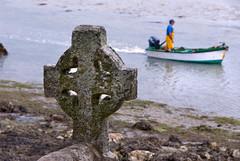 (Alain Bachellier) Tags: mer boat bretagne bateau ria britany pêche celte