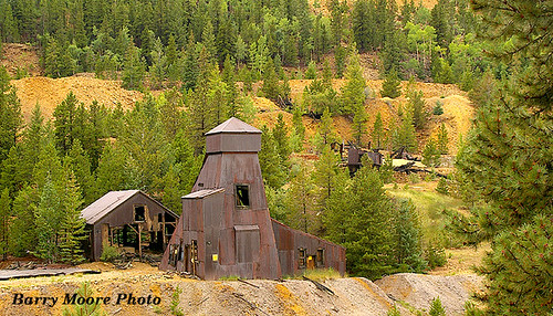 Nevadaville Gold Mine