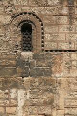 _ (atzokas) Tags: texture church window athens chiesa finestra atene ermou tessitura