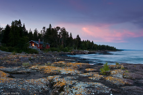 Cabin on the North Shore