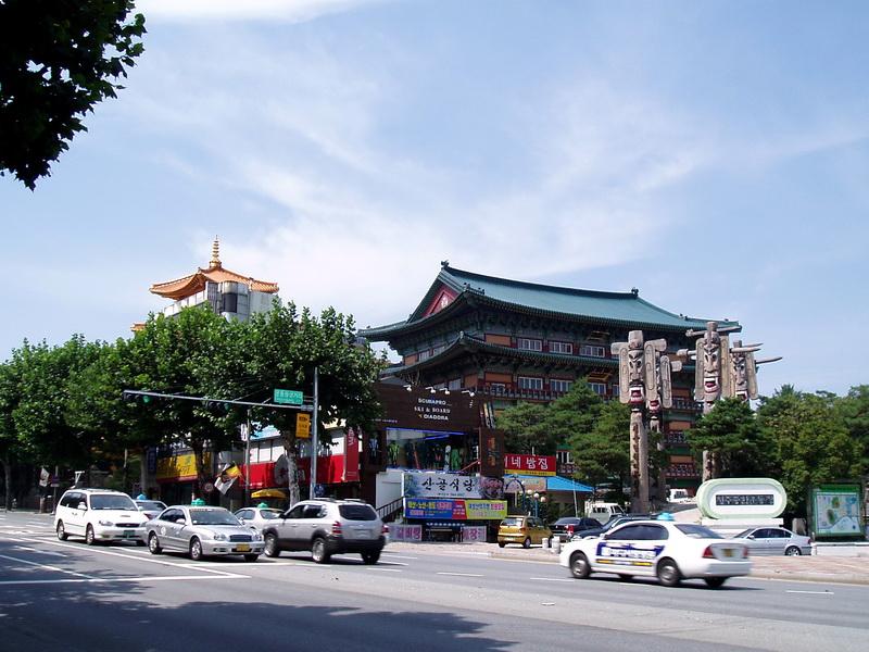 Daesun Jinrihwe headquarters