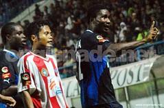 Arema vs Deltras (Ongisnade.net) Tags: indonesia foto super malang league isl liga sidoarjo arema pertandingan deltras