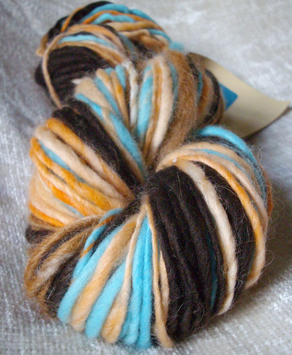 Nameless handspun yarn