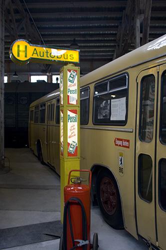Depot für Kommunalverkehr