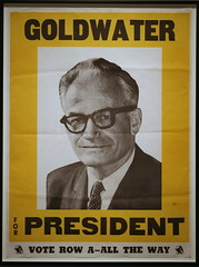 Barry Goldwater - Image Provided by Flickr