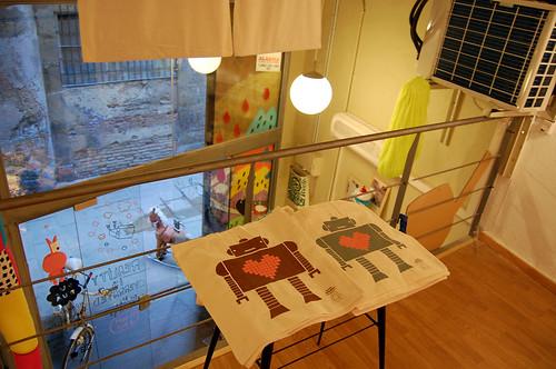 New tote bags by Alex Noriega & Sirena con Jersey