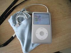 我的ipod以及ipouch