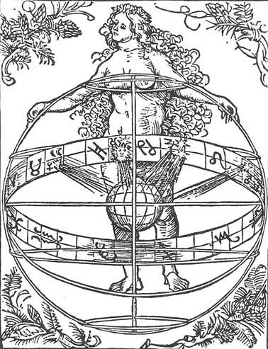 Urania Zodiac Albrecht Durer