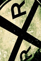 R&R (dmillhol) Tags: sign pentax rr xmarksthespot