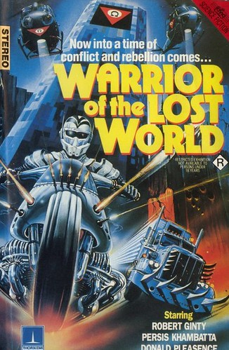 1983 warrior of the lost world