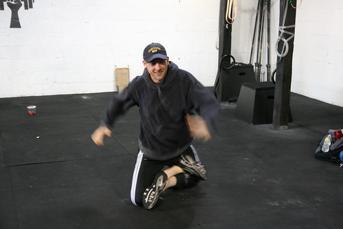 John from Guerrilla Fitness