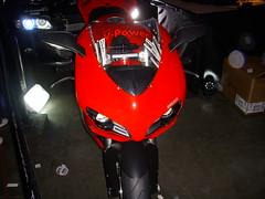 the Duc (Ivana Humpalot2) Tags: red bike motorcycle ducati duc