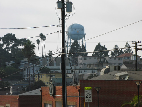 El Segundo Water Tower